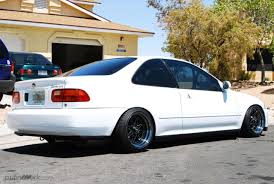 97 honda civic 97 civic ex coupe wheel tire setup honda tech honda forum