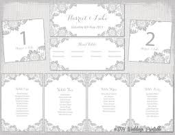 wedding seat chart template wedding seating chart template silver gray antique lace