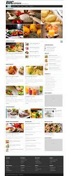 site de cuisine marocaine en arabe cuisine cooking responsive theme site cuisine marocaine