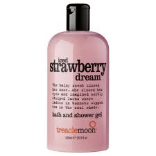 treaclemoon iced strawberry dream bath and shower gel i glamour com