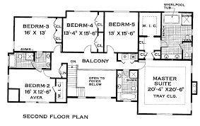 unique house floor plans with dimensions measurements plan a in