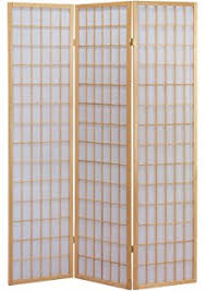 amazon com oriental furniture room divider stand natural 3