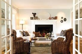 white livingroom furniture wicker living room chair living room pottery barn style living