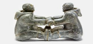 carving home the chedoke collection of inuit art art gallery of