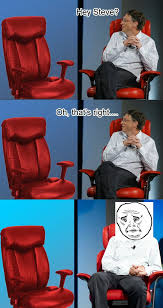 Bill Gates Steve Jobs Meme - 56682539 added by anonymous at steve jobs and bill gates jokes again