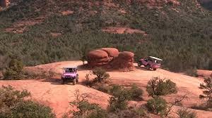 cool pink jeep mushroom rock pink jeep tours sedona arizona youtube