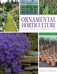 ornamental horticulture 4th edition cengage