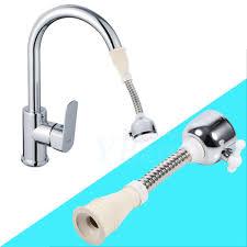 water saving kitchen tap faucet aerator hose swivel adjustable