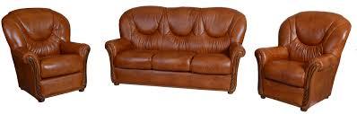 salon canapé cuir salon canapé cuir stylisé achat canapé direct ameublement