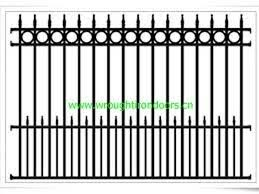 Backyard Fencing Cost - wrought iron fencing prices fence gallery