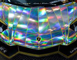holographic car holographic lamborghini aventador photos 2015 tokyo auto salon