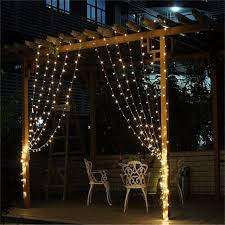 aliexpress com buy 2016 3m x 3m 300 led outdoor home warm white