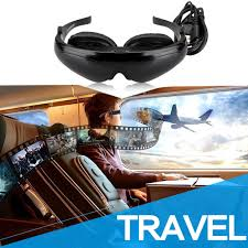 Excelvan Hd922 3d Video Glasses Virtual Widescreen Theater