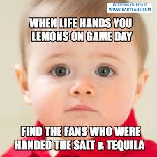 Game Day Meme - baby fans memes babyfans com blog