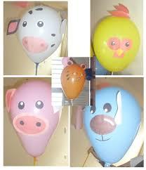 globos de animales para cumple no 2 by me invitaciones hand