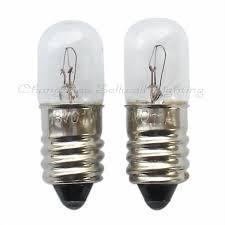 miniature incandescent light bulb e10 10x28 18v 0 11a miniature l bulb light a356 in incandescent