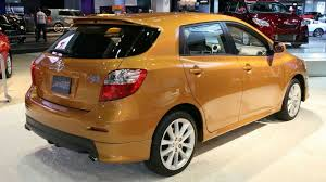 toyota matrix xrs new 2009 toyota matrix looks cool