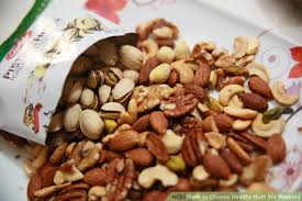 3 ways to choose healthy nuts for wikihow