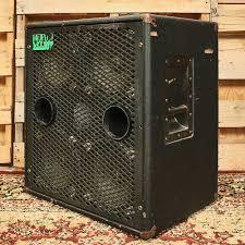 4x10 Guitar Cabinet The Music Den Trace Elliot 1048h 4x10