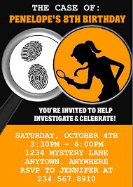 Halloween I Spy Printable Spy Party Games Secret Agent Birthday Theme