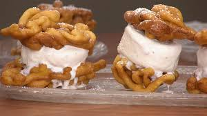 the funnel cake ice cream sandwich recipe you have to try today com