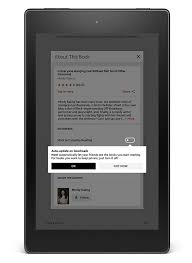 is kindle an android device goodreads post read with kindle on your android or