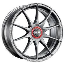 oz rally wheels oz racing i tech formula hlt alloy wheels set of 4 demon tweeks
