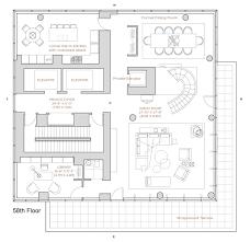 Triplex Floor Plans Rupert Murdoch U0027s 57 25 Million One Madison Triplex Penthouse