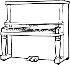 piano music notes clipart downloadclipart org