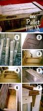 Best 25 Wooden Toy Boxes Ideas On Pinterest White Wooden Toy by Best 25 Pallet Trunk Ideas On Pinterest Pallet Toy Boxes