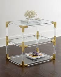 best lucite furniture best acrylic furniture brindle hairhide