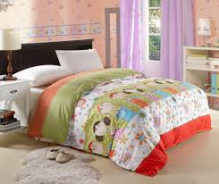 Girls Striped Bedding by Girls Comforters And Quilts Polka Dot Bed Sheets Floral Bed Linen