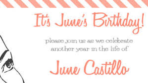 birthday invitation words 6 tips for birthday invitation wording for a event slism