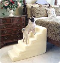 doggie steps for bed pet steps for beds dog stairs with carpeting free shipping