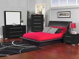 modern ideas red bedroom set red bedroom sets and black set