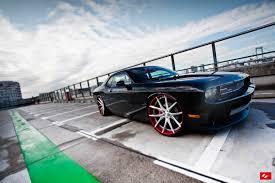 Dodge Challenger On Rims - bagged challenger srt8 on 24