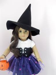 18 Doll Halloween Costumes 141 American Doll Halloween Witches Images