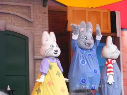 max and ruby halloween