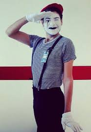 Mime Halloween Costumes 117 Shut Mouth Images Halloween Ideas