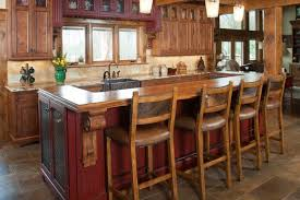 rustic kitchen islands with seating incomparable rustic kitchen island with seating also rustic