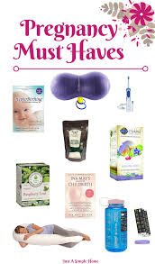 10 Must Essentials For A by Top 10 Must Pregnancy Essentials Just A Simple Home