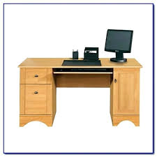 Realspace Dawson Computer Desk Realspace Dawson 60 Computer Desk Inch Collection Corner Black