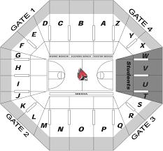 Arena Floor Plan Ball State Athletics