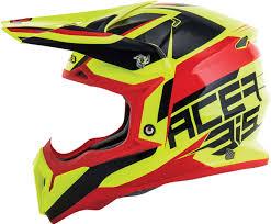 motocross helmets closeouts acerbis impact 3 0 motocross helmet helmets offroad black yellow