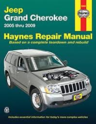 2005 jeep owners manual jeep grand 2005 2009 chilton s total car care repair