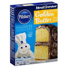 pillsbury golden butter cakes mix 15 25 oz target