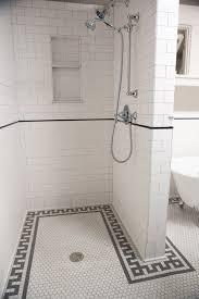 bathroom tile shower design subway tiled shower enclosure design ideas