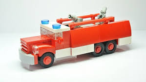 truck instructions how to build a vintage tatra 148 fire truck instructions