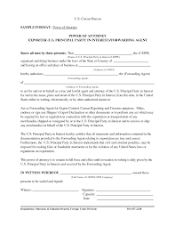Sample Of Power Of Attorney Document by 100 Sample Letter Power Of Attorney Authorization Letters