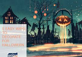 Decorate Your Home For Halloween 5 Easy And Inexpensive Ways To Decorate Your Home For Halloween